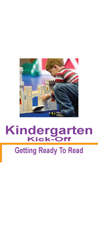 Kindergarten Kickoff: Getting ready to read